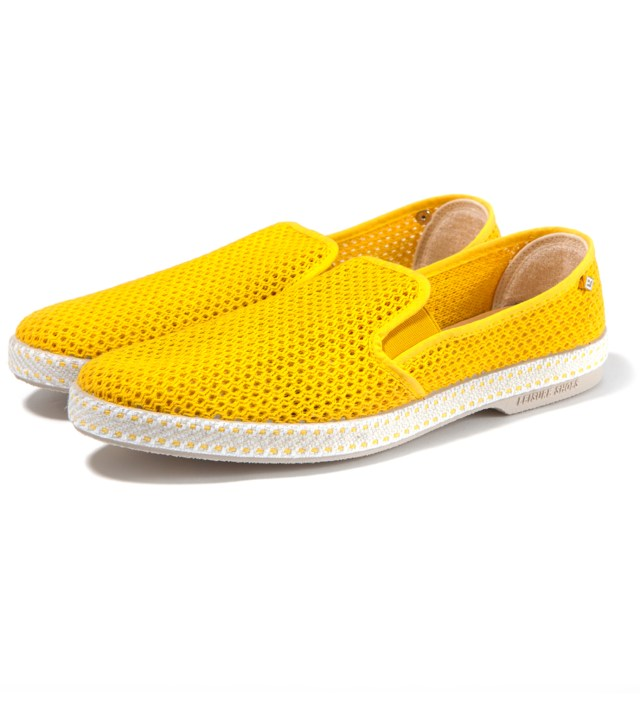 Rivieras Yellow Classics 30° Shoes