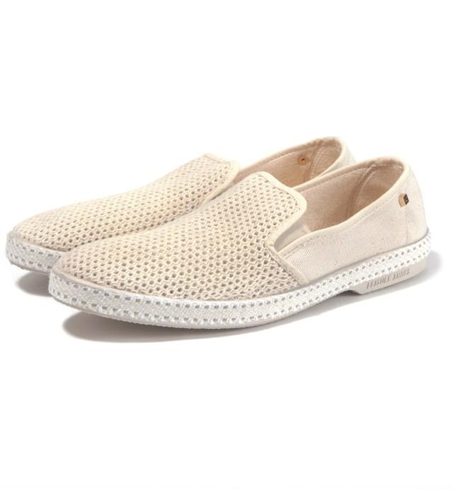 Rivieras Beige Classics 20° Shoes