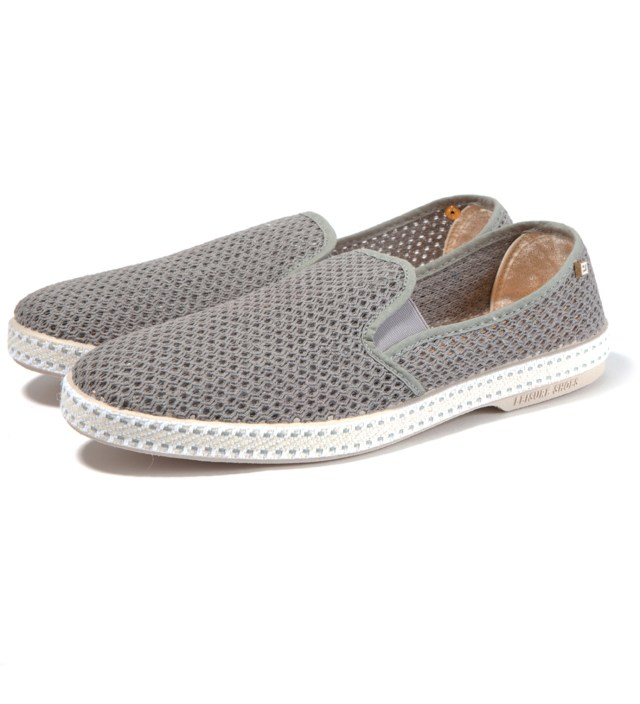 Rivieras Grey Classics 30° Shoes