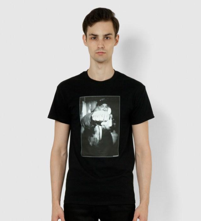 FUCT Black FUCT4LIFE T-Shirt