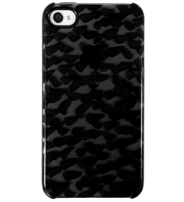 Incase Tortoise Black Snap Case