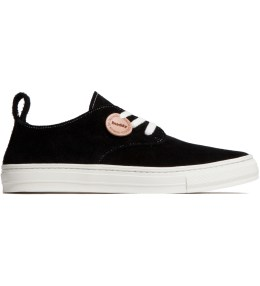 buddy Black Corgi Low Shoes Picture