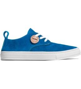 buddy Blue Corgi Low Shoes Picture