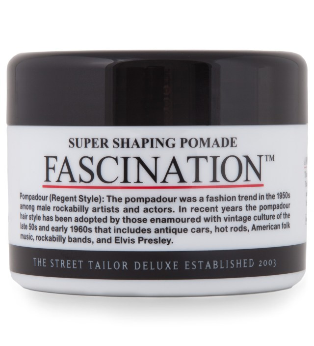 DELUXE Fascination Super Shaping Pomade