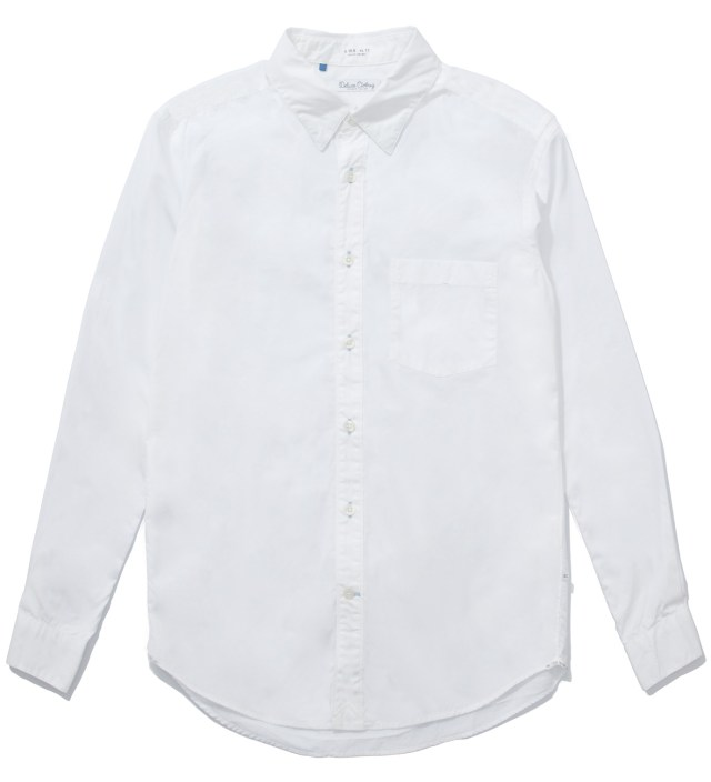 DELUXE White Jerry Shirt