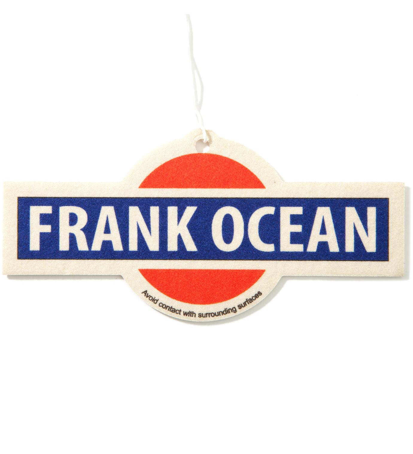 Odd Future Frank Ocean Air Freshener