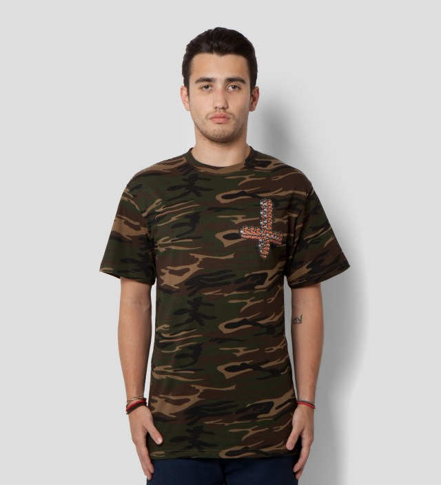 Odd Future Camo Mellowhype 64 T-Shirt