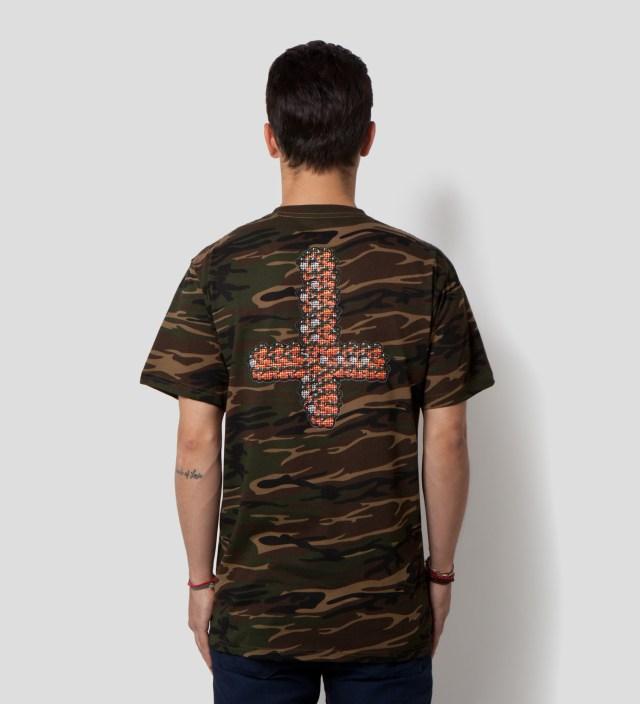 Odd Future Camo Mellowhype 64 T-Shirt