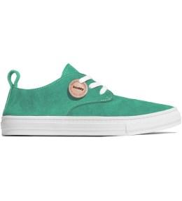 buddy Green Corgi Low Shoes Picture