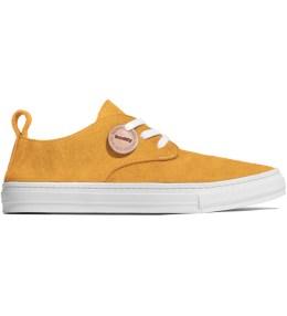 buddy Mustard Corgi Low Shoes Picture