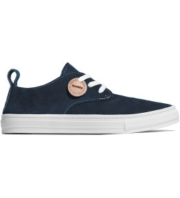 buddy Navy Corgi Low Shoes Picture