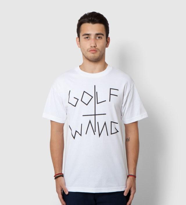 Odd Future White Boxcutter T-Shirt