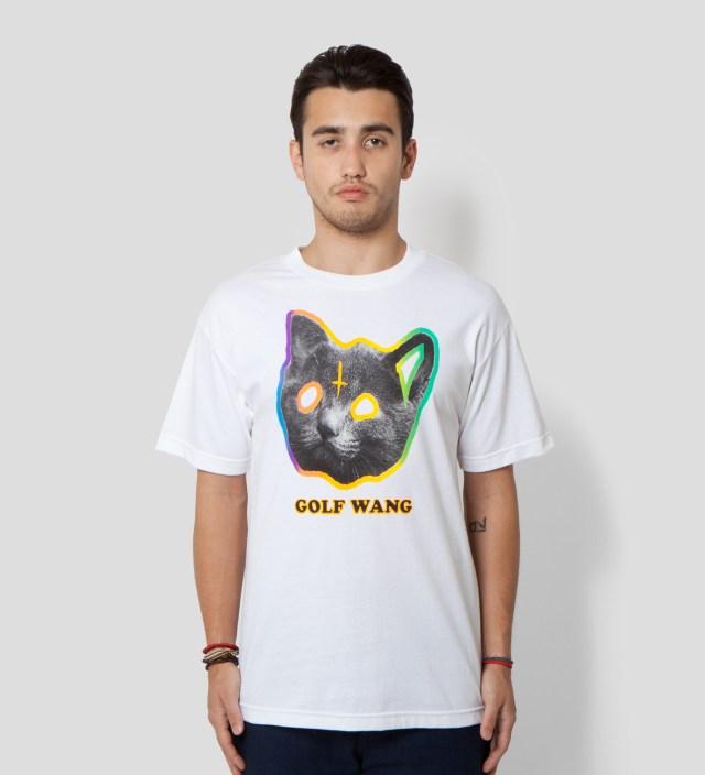 Odd Future White All I Do Is GOLF T-Shirt