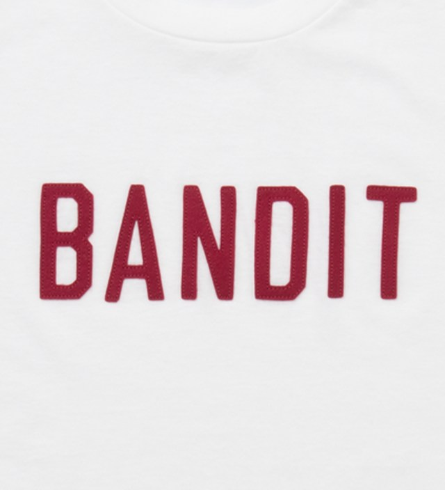 DELUXE White Bandit T-Shirt