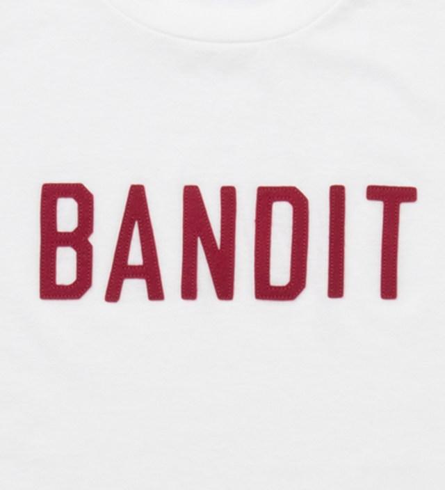 DELUXE White Bandit T-Shirt