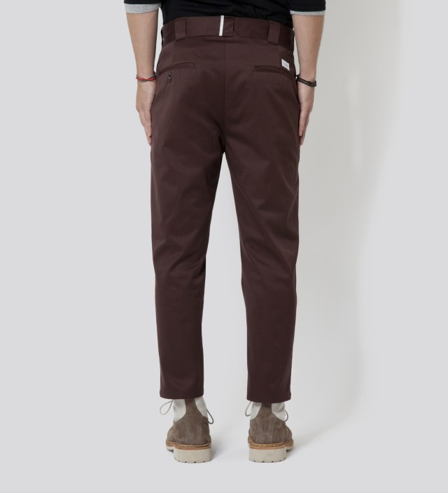 DELUXE Brown Style Thunderbolt Trousers