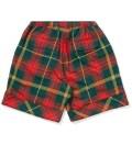 FACETASM Red Tartan Shorts