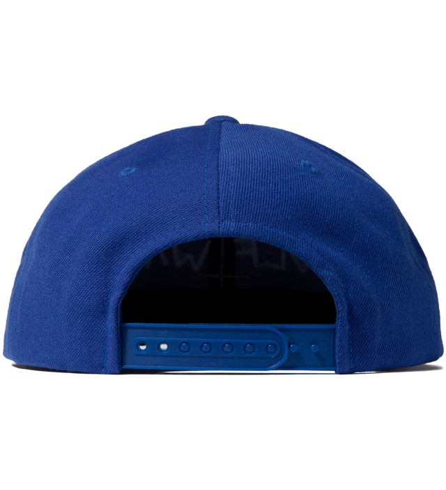 Odd Future Royal Blue Golf Wang Snapback Cap
