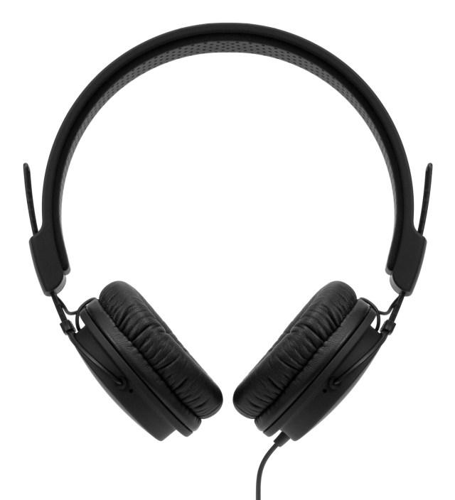 Nocs Black NS700 Phaser Headphones