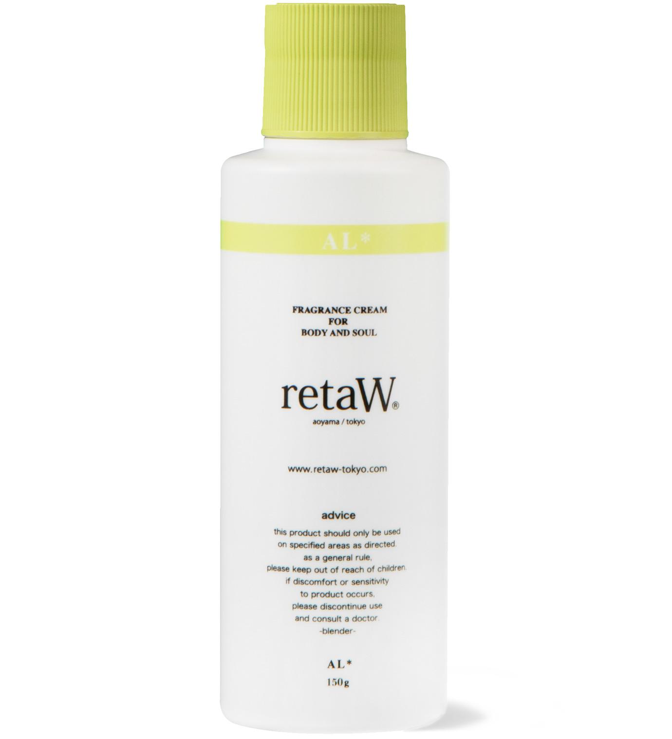 retaW Al Fragrance Body Cream