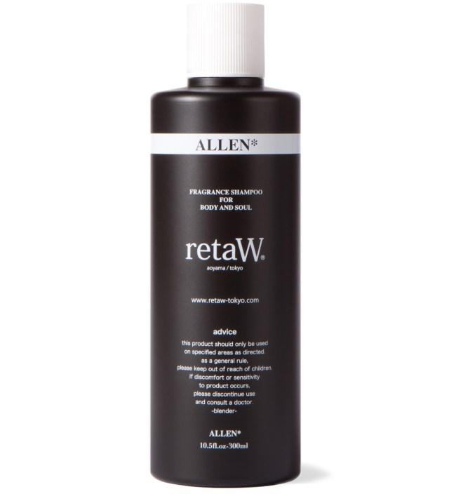 retaW Allen Fragrance Body Shampoo
