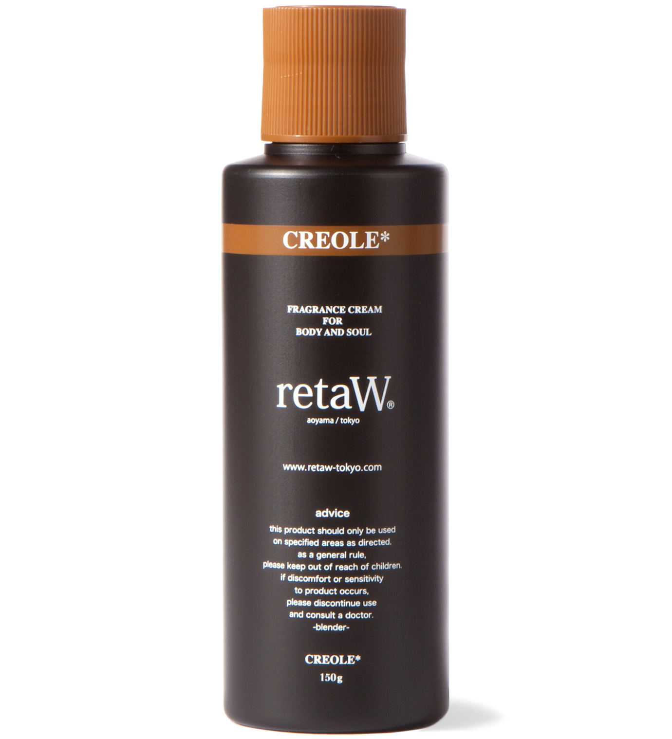retaW Creole Fragrance Body Cream