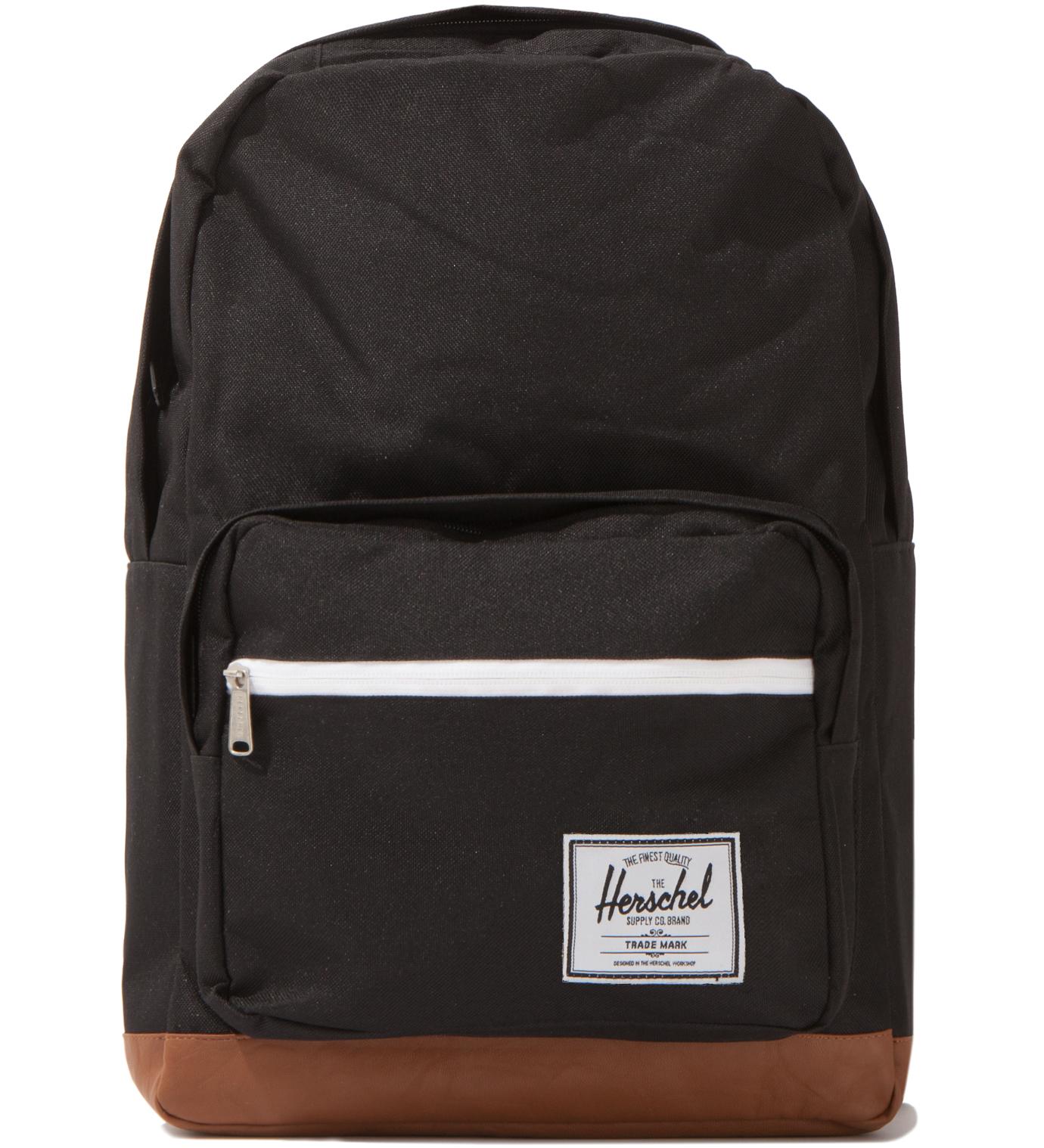 Herschel Supply Co. Black Pop Quiz Backpack