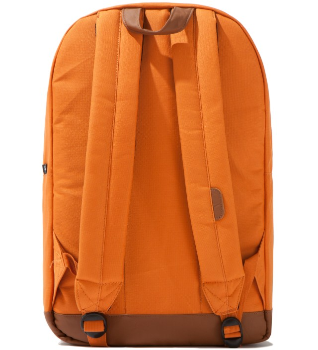 Herschel Supply Co. Orange Pop Quiz Backpack