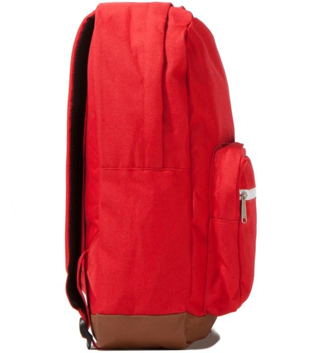 Herschel Supply Co. Red Pop Quiz Backpack