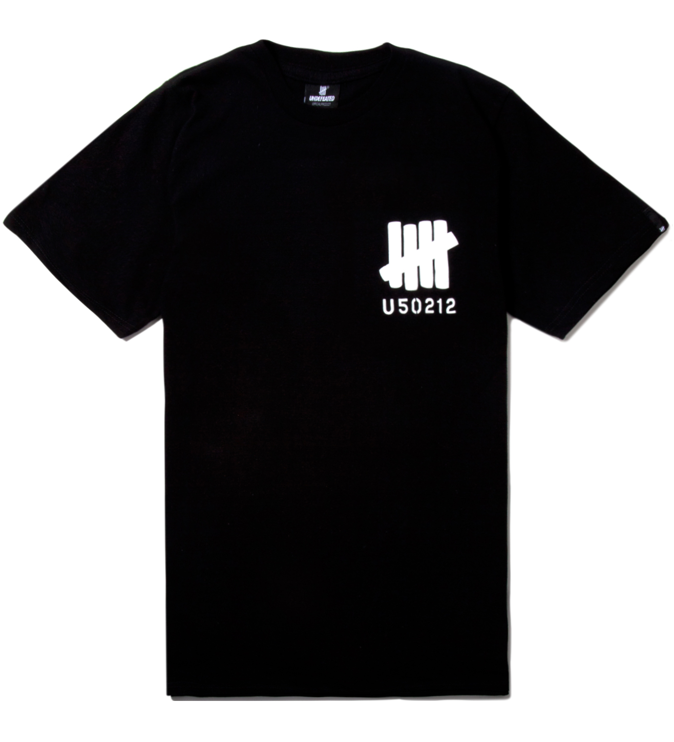 UNDEFEATED Black SS U50212 T-Shirt