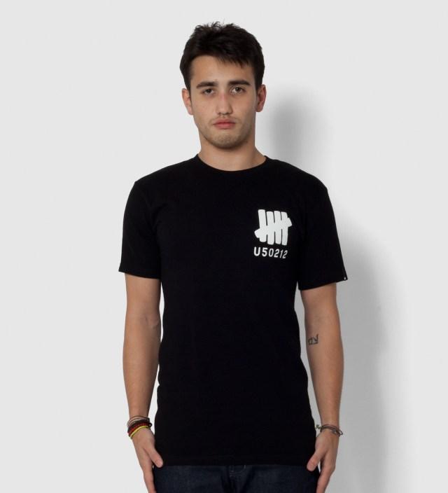 Undefeated Black SS U50212 T-Shirt