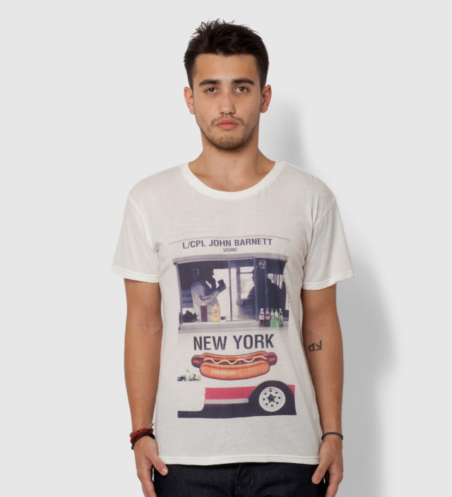 BWGH White Hot Dog T-Shirt