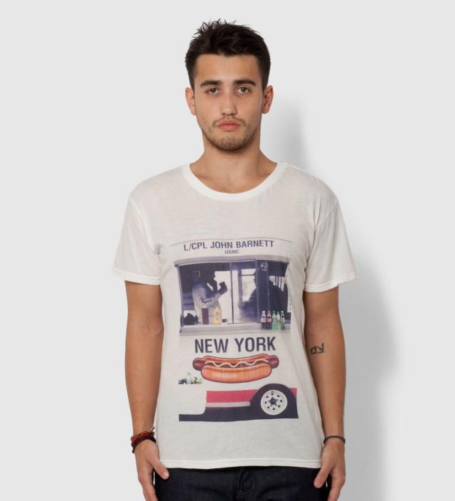 BWGH White Hot Dog T-Shirt