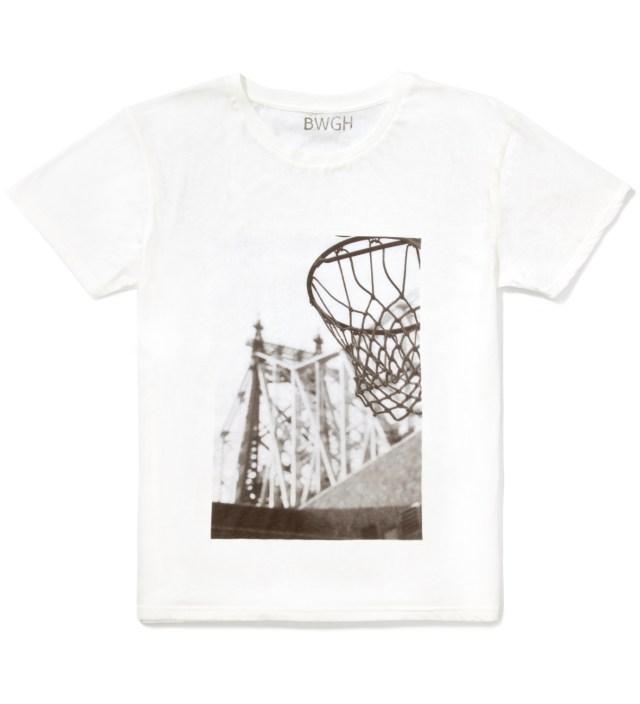 BWGH White Roosevelt Playground T-Shirt