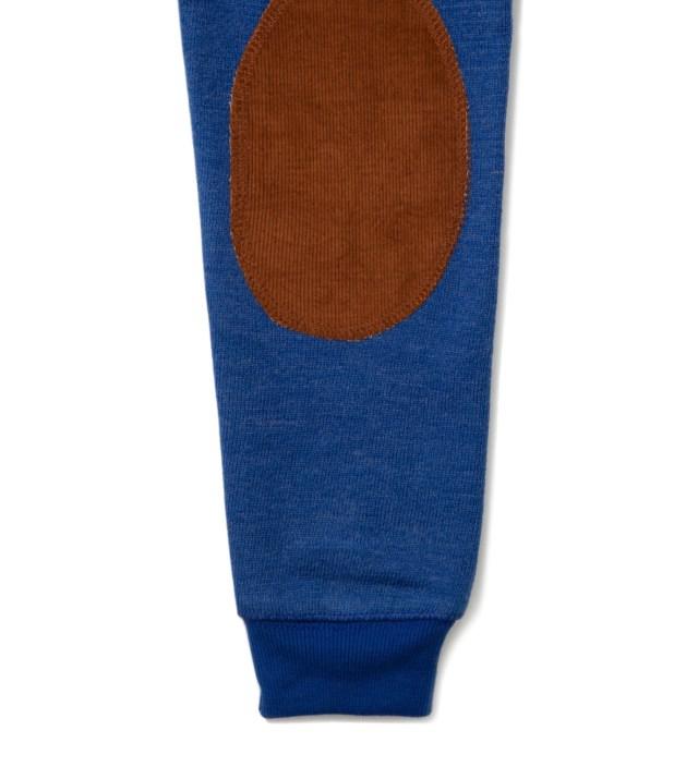 BWGH Blue & Orange Brooklyn Parle Francais Sweater