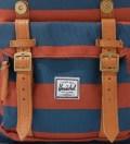 Herschel Supply Co. Navy/Rust Little America Backpack