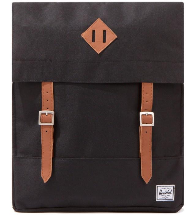 Herschel Supply Co. Black Survey Backpack