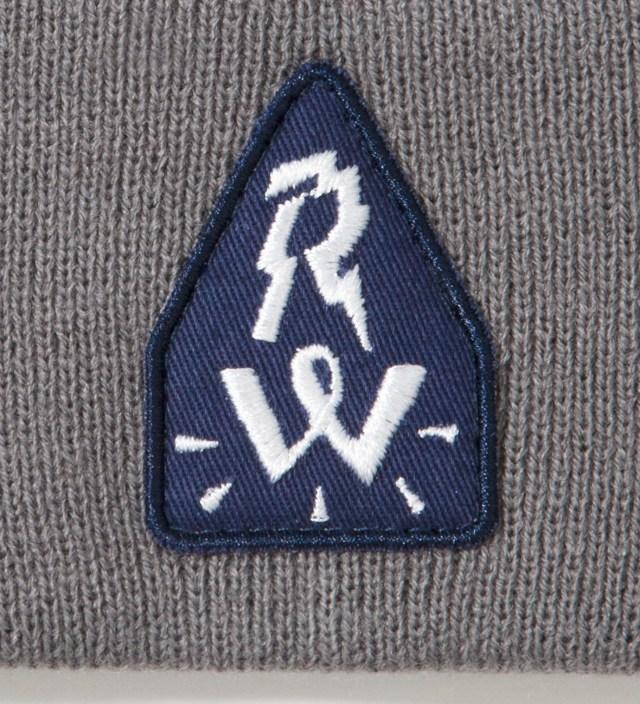 Parra Blue/Grey RW Beanie