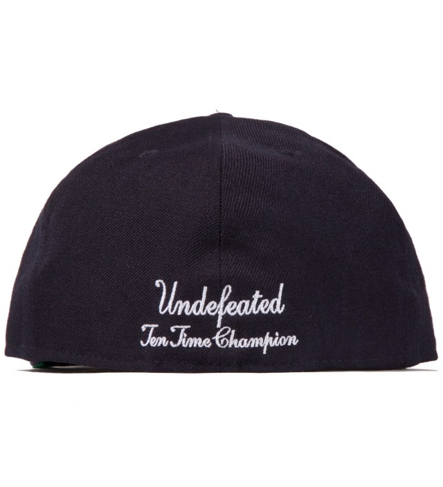 UNDEFEATED Black 5 Strike Champ New Era Cap