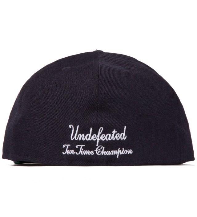 Undefeated Black 5 Strike Champ New Era Cap