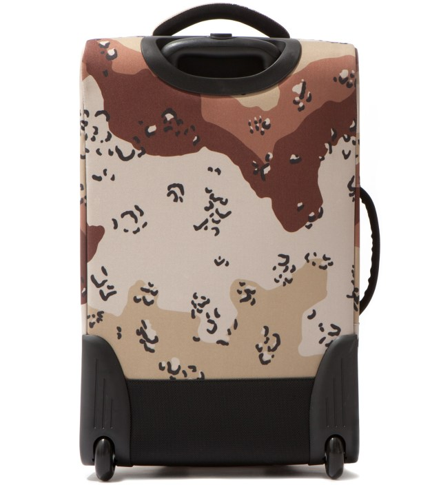 Herschel Supply Co. Desert Camo Campaign Luggage