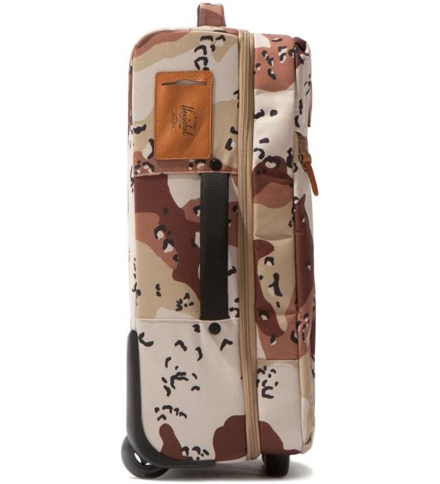 Herschel Supply Co. Desert Camo Campaign Luggage