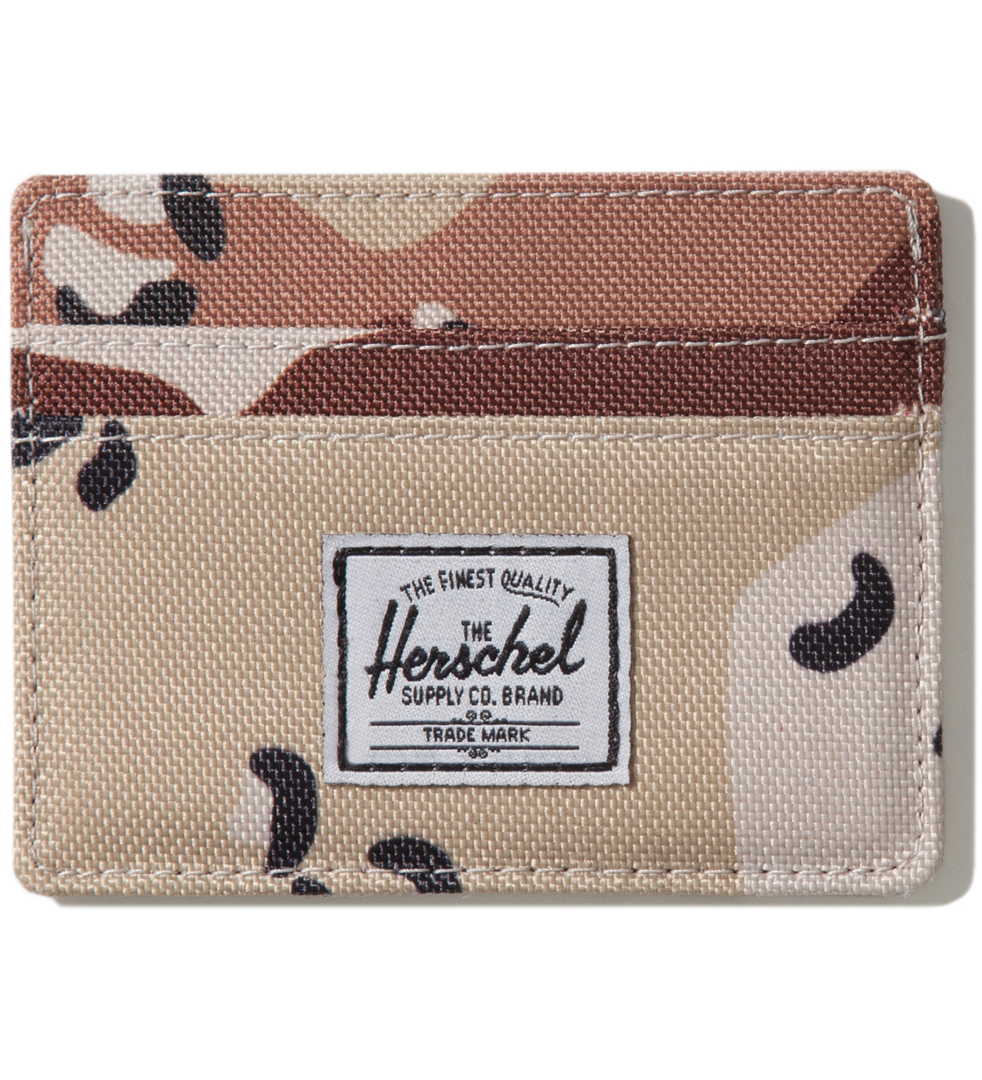 Herschel Supply Co. Desert Camo Charlie Card Holder