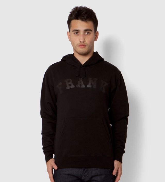 Frank Black Frank Arch Logo Hoodie
