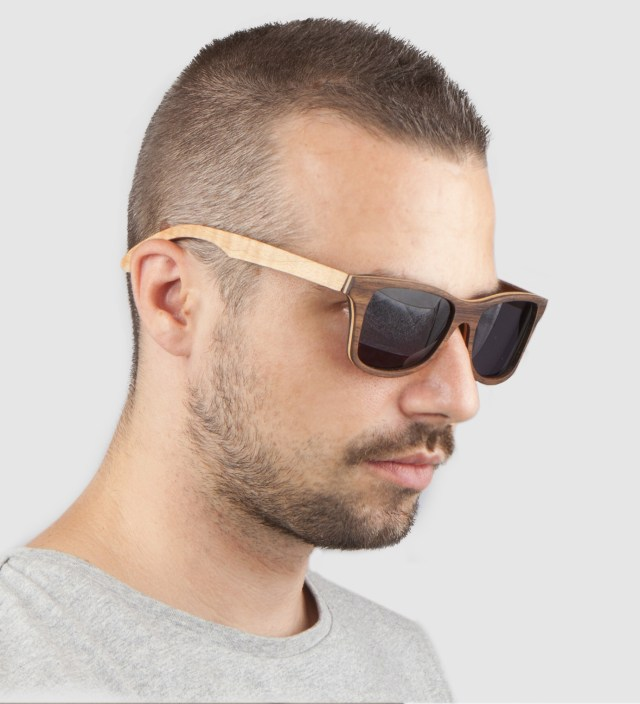 Shwood Limited Canby Two-Tone Sunglasses