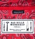 Herschel Supply Co. Bad Hills Journey Selvage Denim Bag
