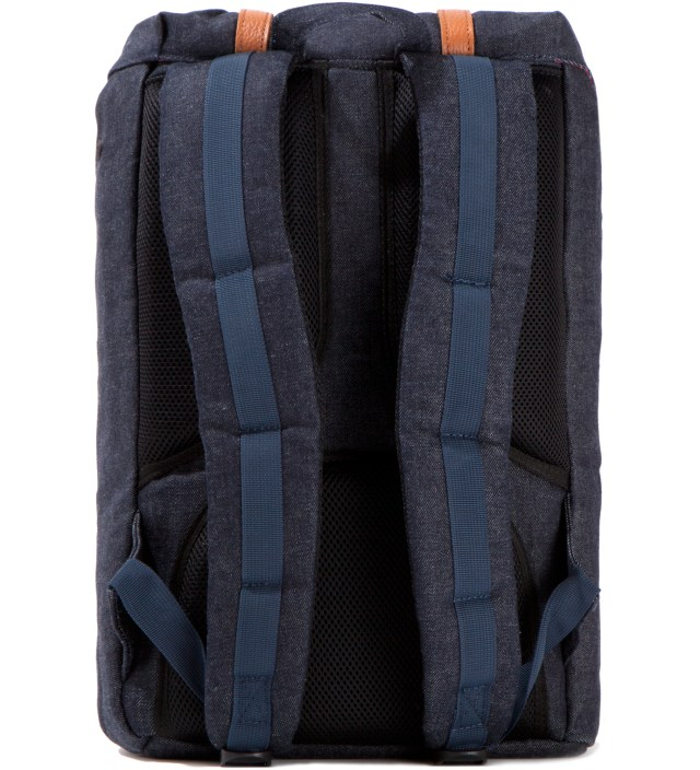 Herschel Supply Co. Bad Hills Little America Selvage Denim Back Pack