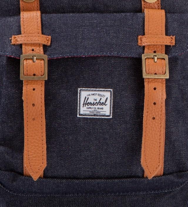 Herschel Supply Co. Bad Hills Little America Selvage Denim Back Pack