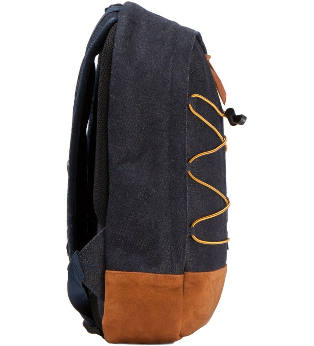 Herschel Supply Co. Bad Hills Quarry Selvage Denim Back Pack