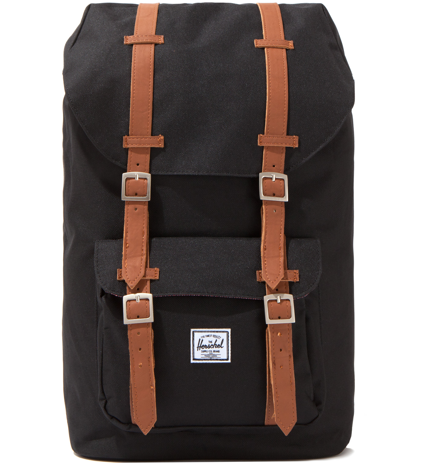 Herschel Supply Co. Black Little America Backpack
